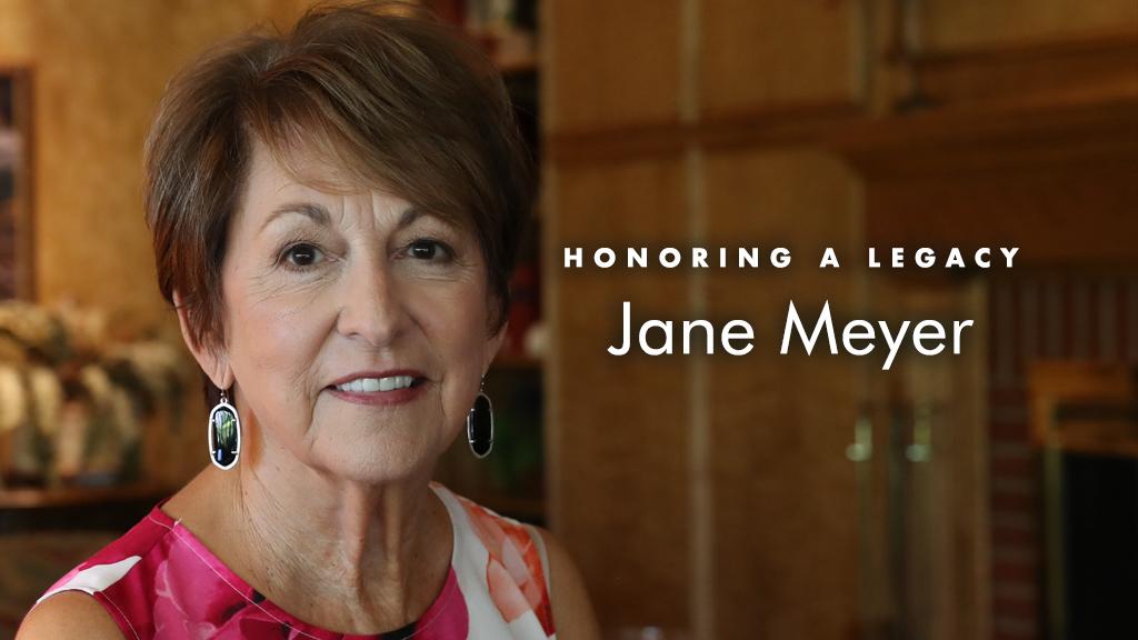 In Memory of Jane Meyer