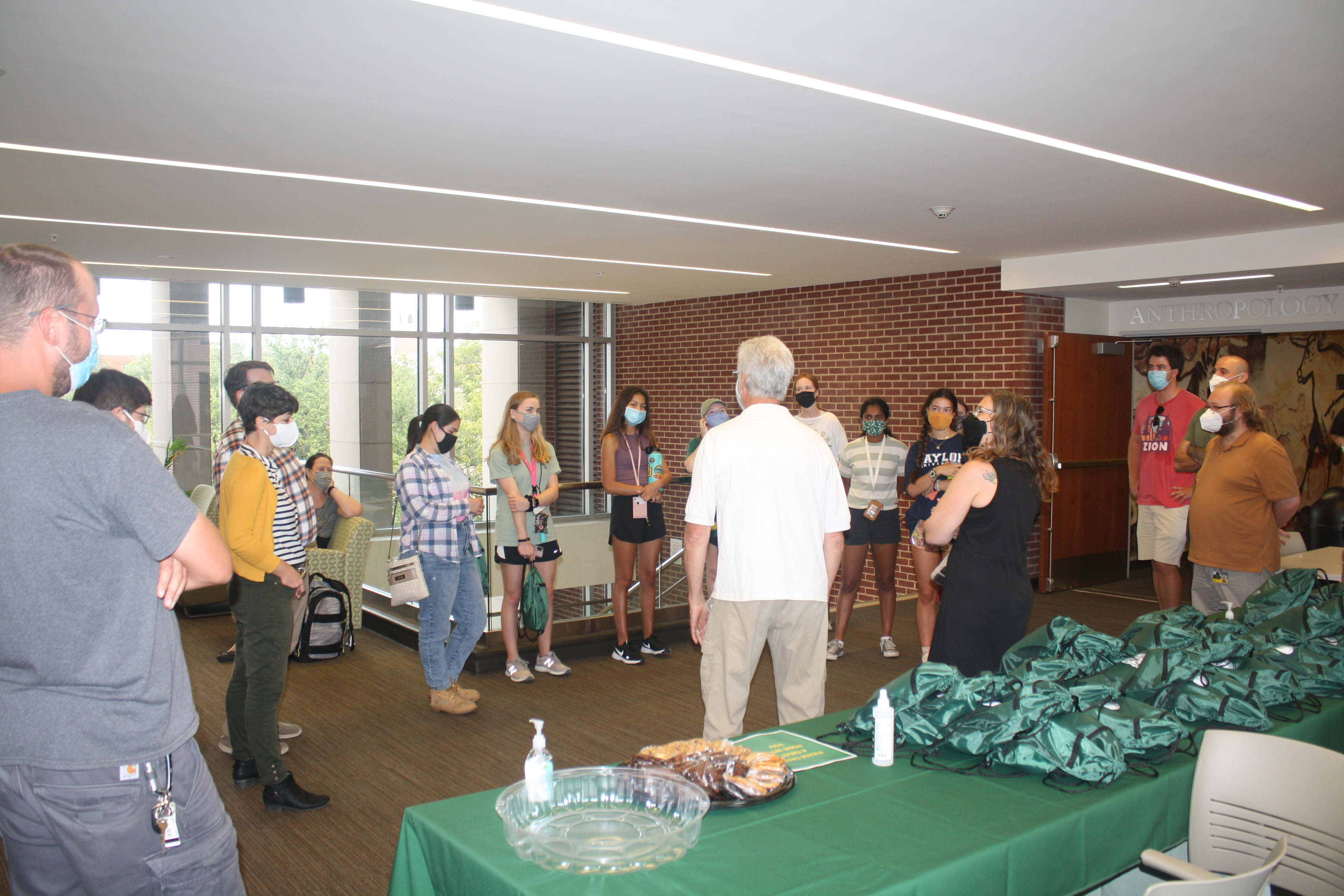 Photo of Welcome Week Open House