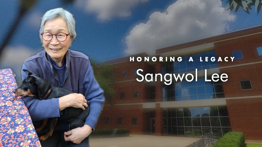 In Memory of Sangwol Lee
