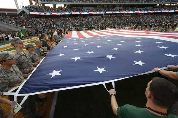 Baylor Prepares Moment of Prayer, Remembrance for 20th Anniversary of 9/11