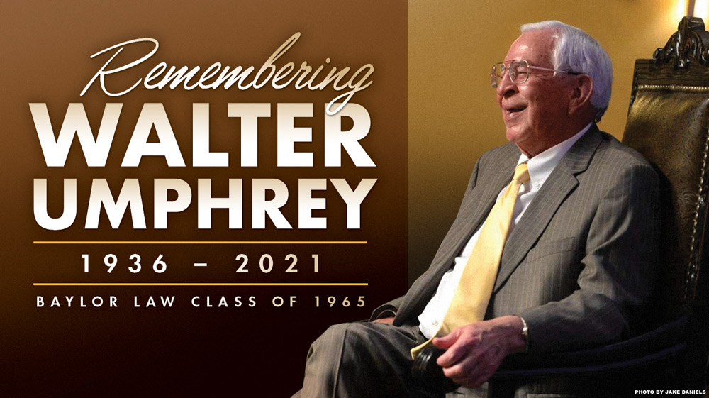 Walter Umphrey - Photo by Jake Daniels