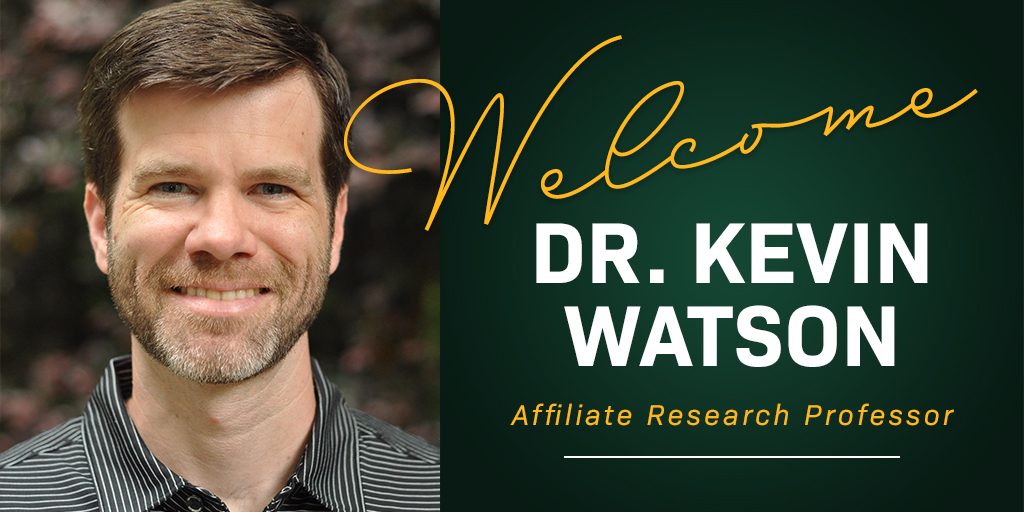 Welcome Kevin Watson