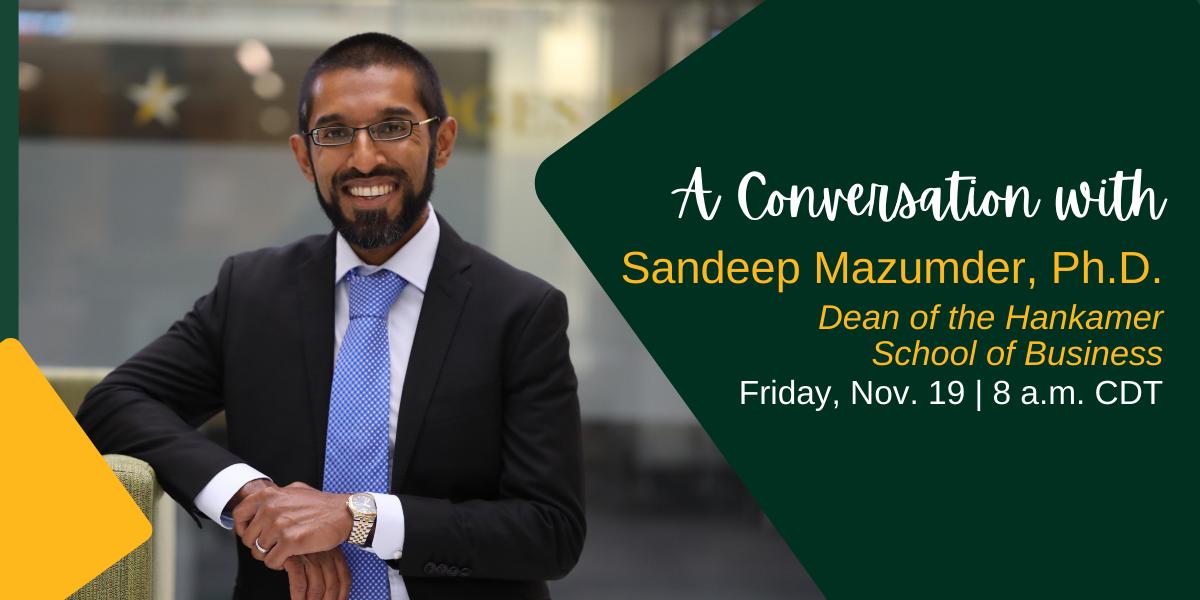 Dr. Sandeep Mazumder, Ph.D. in San Antonio