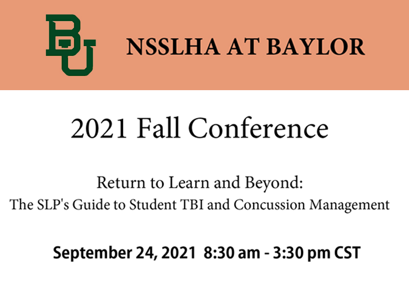 NSSLHA Fall 2021 Conference