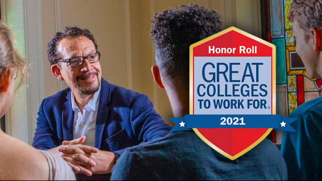 Great Colleges to Work For 2021