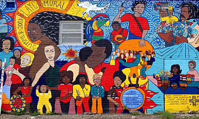 Hispanic Street Art
