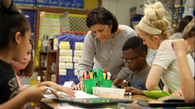 Full-Size Image: PDS Mentor Teachers