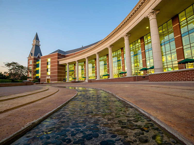Q&A with Baylor Chief Investment Officer