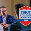 Great Colleges To Work For - Honor Roll!