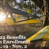 2022 Benefits Open Enrollment
