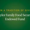 Baylor Food Security Programs