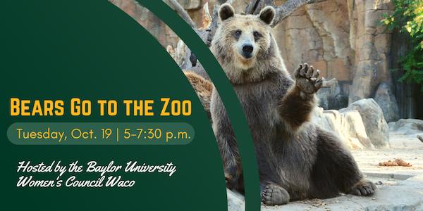 Bears Go to The Zoo