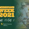 Baylor Missions Week Kicks Off Sept. 27, 2021, Hosting 35+ Organizations