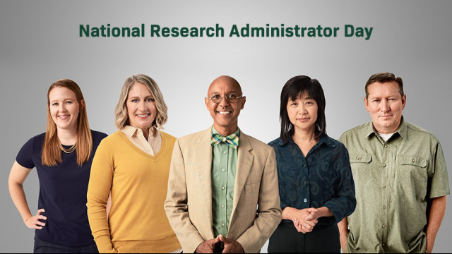 National Research Administrator Day 2021