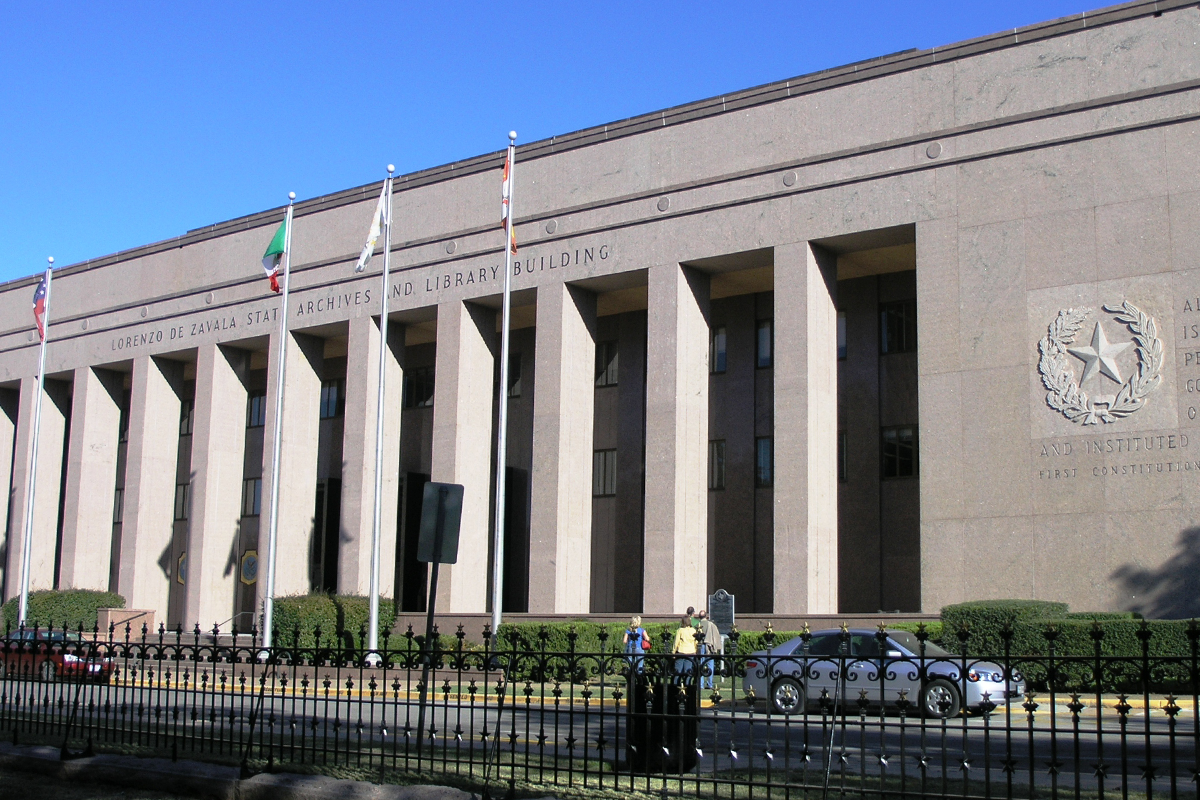 Texas State Library and Archives