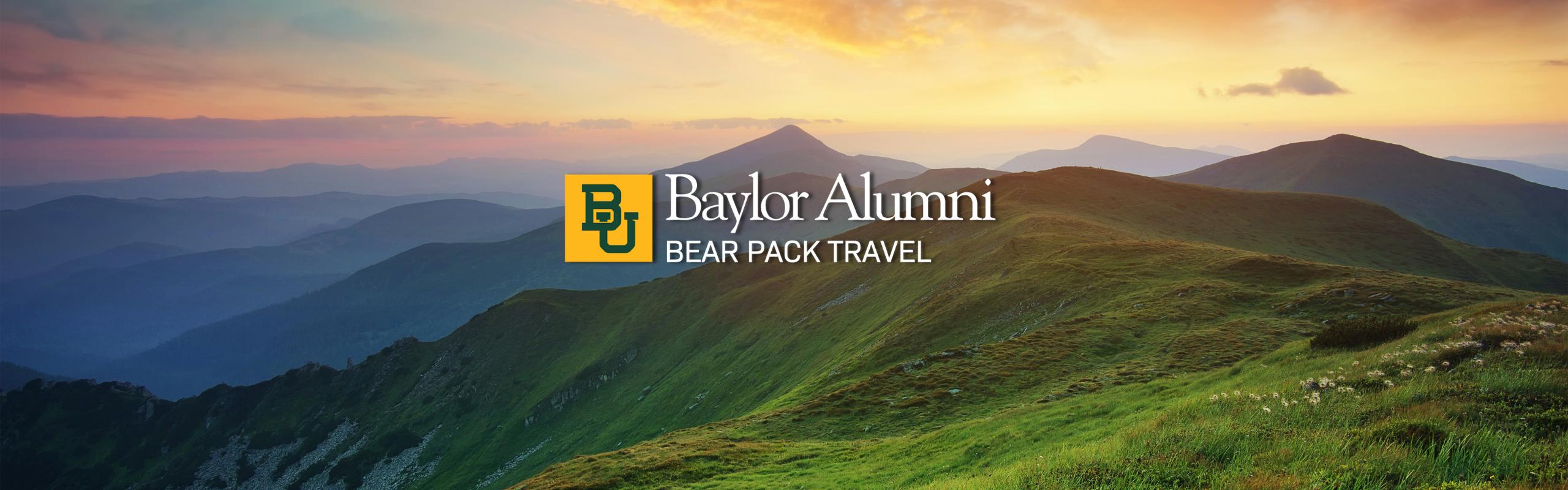 Bear Pack Travel