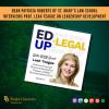 Baylor Law Professor Leah Teague Appears on EdUp Legal Podcast