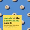 Donuts & Coffee at Homecoming Parade