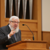 Baylor University Mourns Passing of Inaugural Wesley House of Studies Director Billy Abraham