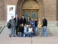 Group w/ Museum
