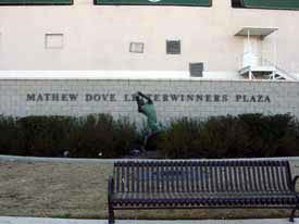 Matt Dove Plaza