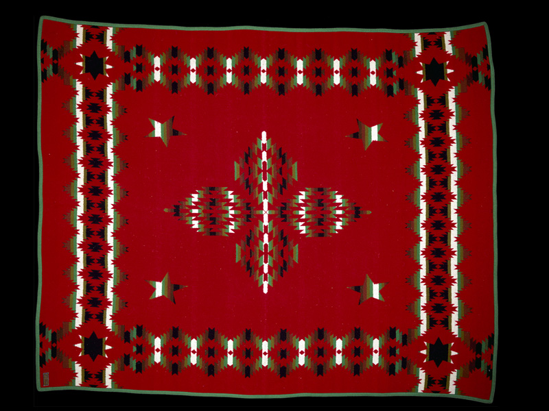 Indian Trade Blanket