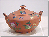 Wedgwood Clay Bowl with Lid