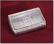 Realia-Snuff Box