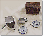 Realia-Basket & Tea Set