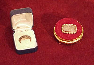 Jewelry-Brooch & Ring