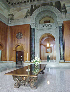 Foyer of Meditation-Small