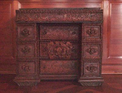 Treasure Room-RB Italian Desk