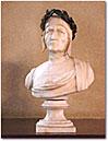 Sculpture-Dante Bust