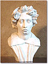 Scupture-Shelley Bust