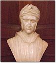 Sculpture-Dante Bust (2)