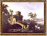 Other Works-Landscape with Bridge