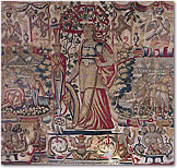 Misc. Flemish tapestry