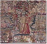 Misc. Flemish tapestry