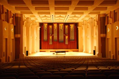 JOnes Concert Hall 3