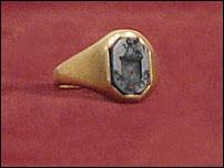 BR-Signet Finger Ring