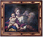 Painting-The Holy Family