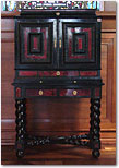 Furnishings-Flemish Cabinet