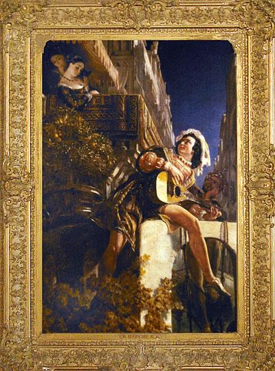 Painting-The Serenade (2)