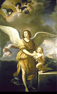Painting-Guardian Angel 2