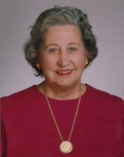 Headshot of Ruth Vernon Buchholz