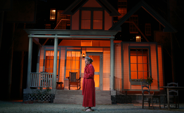The 2007 Graduate Thesis Production of Arthur Miller's All My Sons