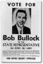 Vote for Bob Bullock Poster