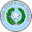 Blue Texas Seal