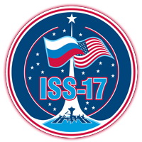 Space Station Mission Patch (ISS17)
