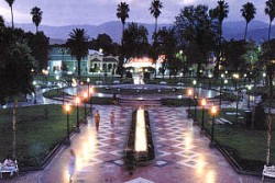 Original Town Square Mendoza